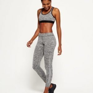 Superdry Core Gym Legginsit Vaaleanharmaa