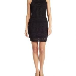 Superdry Crochet Knit Bodycon Mekko
