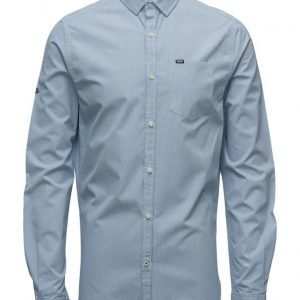 Superdry Cut Away Collar L/S Shirt