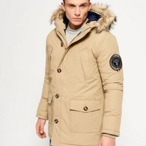 Superdry Everest Anorakki Beige