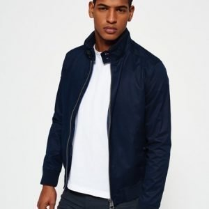 Superdry Ie Harrington Mikrokuitutakki Laivastonsininen