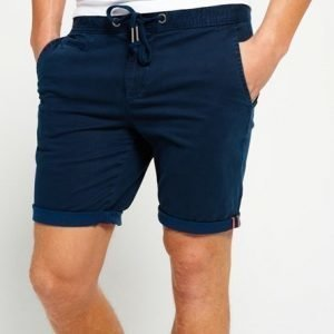 Superdry International Sun Scorched Chinoshortsit Sininen