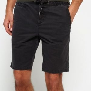 Superdry International Sunscorched Rantashortsit Harmaa
