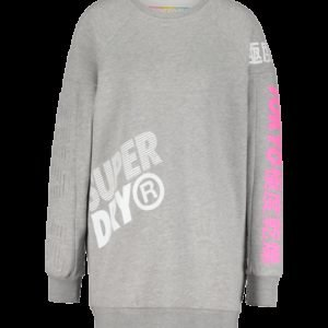 Superdry Japan Edition Oversize Sweat Collegemekko