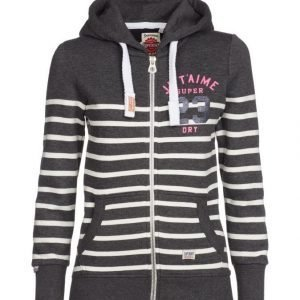 Superdry Je T'aime Bretton Collegetakki
