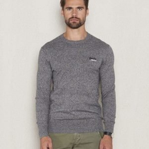 Superdry Orange Label Crew Neck Steel Twist