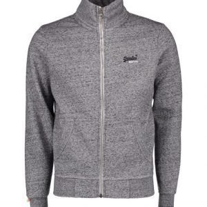 Superdry Orange Label Track Zip Collegetakki