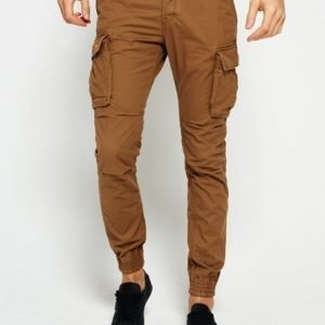 Superdry Rookie Grip Reisitaskuhousut Beige