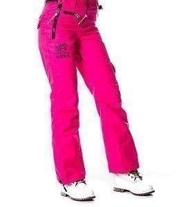 Superdry Snow Snow Pant Fluro Pink
