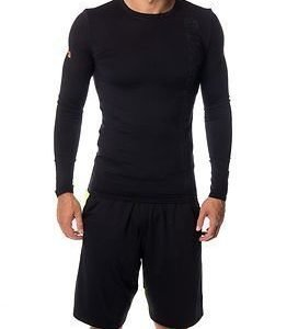 Superdry Sport Gym Sport Runners Top Black