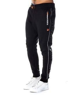 Superdry Sport Gym Tech Slim Jogger Black