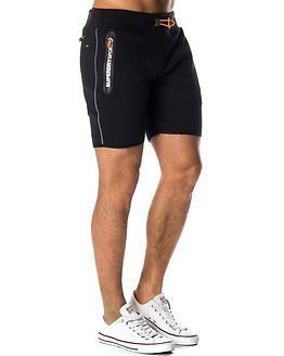 Superdry Sport Gym Tech Slim Short Black