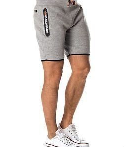 Superdry Sport Gym Tech Slim Short Grit Grey