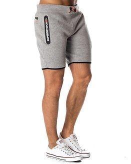 Superdry Sport Gym Tech Slim Short Grit Grey