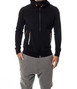 Superdry Sport Gym Tech Ziphood Black