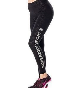 Superdry Sport Superdry Core Gym Legging Black Camo