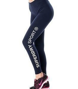 Superdry Sport Superdry Core Gym Legging Rich Navy