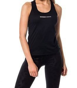 Superdry Sport Superdry Core Gym Vest Black