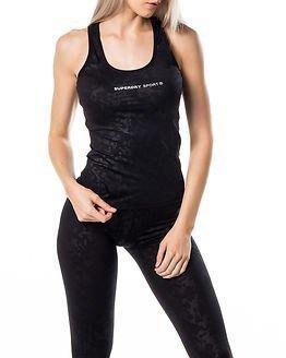 Superdry Sport Superdry Core Gym Vest Black Camo