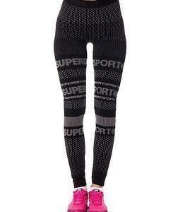 Superdry Sport Superdry Gym Seamless Legging Black