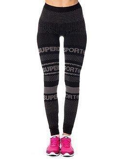 Superdry Sport Superdry Gym Seamless Legging Black