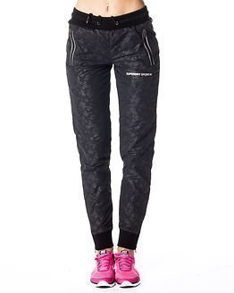 Superdry Sport Superdry Gym Woven Jogger Black Camo