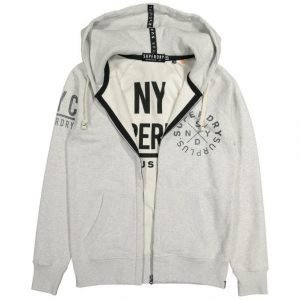 Superdry Surplus Craphic Zip Collegetakki