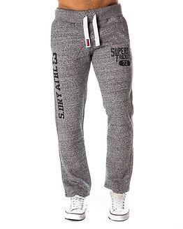 Superdry Trackster Non Cuffed Jogger Flint Grey