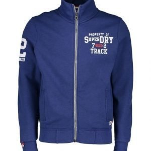 Superdry Trackster Track Top Collegetakki