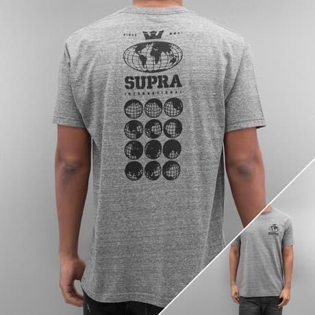 Supra T-paita Harmaa