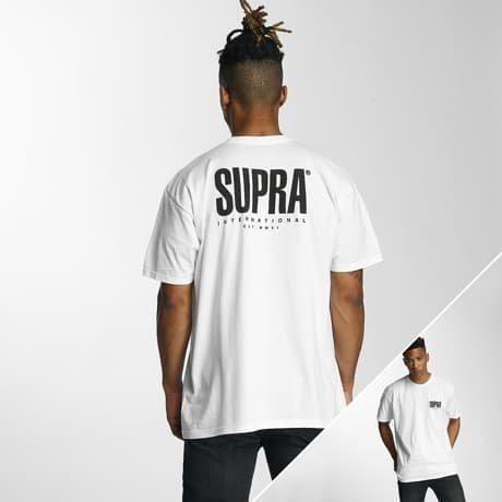 Supra T-paita Valkoinen