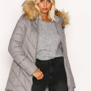 Svea Denise Jacket Untuvatakki Grey