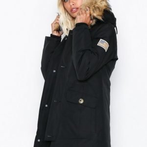 Svea Miss Smith Jacket Untuvatakki Black