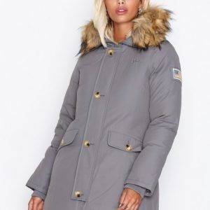 Svea Miss Smith Jacket Untuvatakki Grey