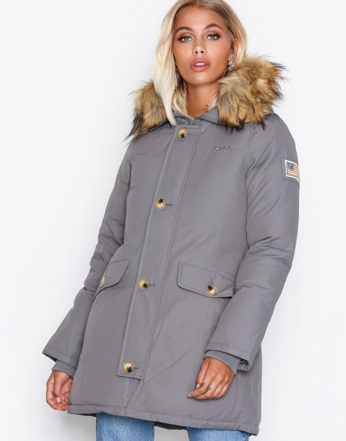 Svea miss smith jacket svart