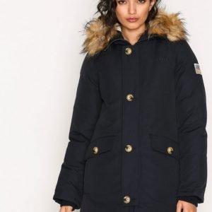 Svea Miss Smith Jacket Untuvatakki Navy