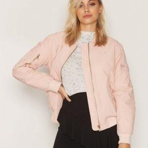 Svea Nancy Bomber Takki Pink