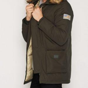 Svea Smith Jacket Takki Army