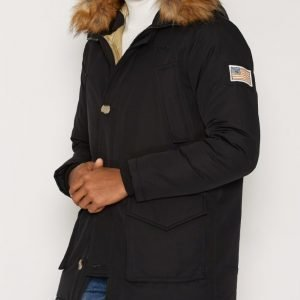 Svea Smith Jacket Takki Black