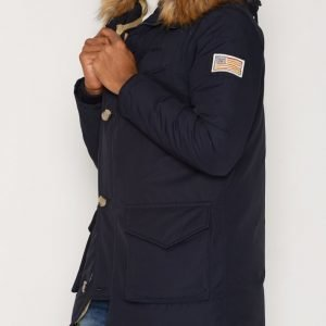 Svea Smith Jacket Takki Navy