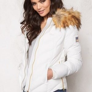 Svea Whitehorse Jacket White