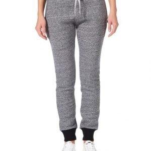 Sweet Pants 2 Tones Slim Collegehousut