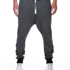 Sweet Pants 2tones Loose Collegehousut