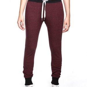 Sweet Pants 2tones Slim Collegehousut