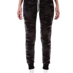 Sweet Pants High Print Camo Collegehousut