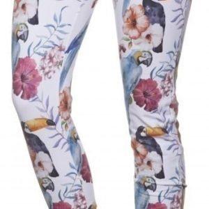 Sweet Pants High Print Toucan Collegehousut