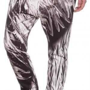 Sweet Pants Loose Print Collegehousut