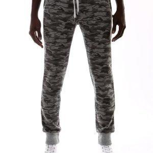 Sweet Pants Slim Print Camo Collegehousut