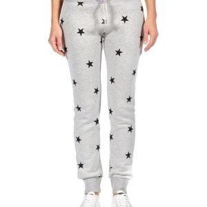 Sweet Pants Slim Print Collegehousut