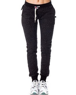 Sweet Pants Slim Print Leopard